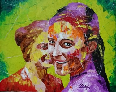 16x20x1 in © by Vinay Babar
