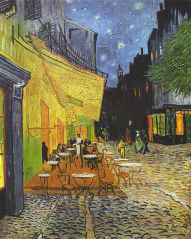 31x25 in ©1888 by Vincent Van Gogh