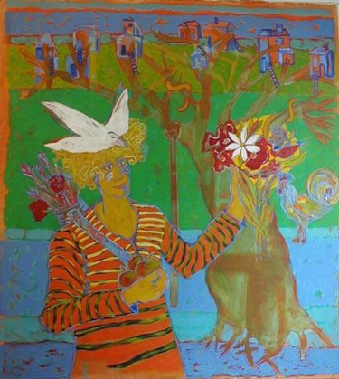200x180 cm ©2005 by Virginie Gallé