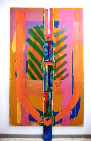 215x130 cm ©1996 by Virginie Gallé