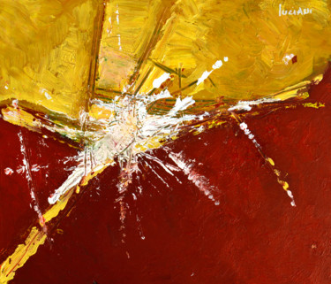 Abstract Painting, acrylic, abstract, artwork by Peppeluciani