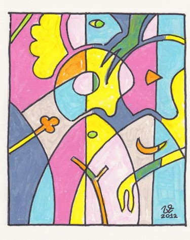 21x18 cm ©2012 by Victor Valente