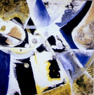 100x100 cm ©2003 by Issback