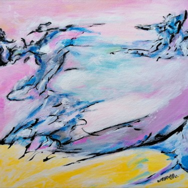 """Painting titled """"September abstracti…"""" by Wabyanko, Original Art, Acrylic"""