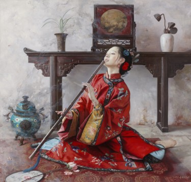 27.2x29.5x3.9 in ©2012 by Wang Ming Yue 王明月