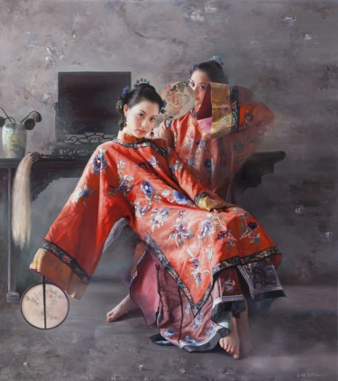 29.5x23.6x3.9 in ©2012 by Wang Ming Yue 王明月