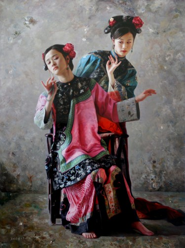 29.5x19.7x3.9 in ©2006 by Wang Ming Yue 王明月