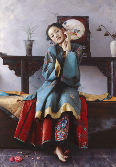 29.5x20.5x3.9 in ©2011 by Wang Ming Yue 王明月