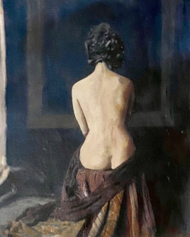 16x12x1 in ©2020 par William Oxer F.R.S.A.