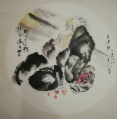 """Painting titled """"Xu Ping's Chinese P…"""" by Ping Xu 徐平, Original Art, Ink"""
