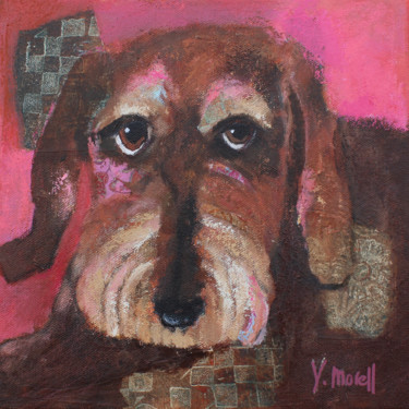 30x30x4 cm ©2018 by Yvonne Morell