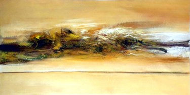 """Painting titled """"Abstract D01"""" by Yakir Zendo, Original Art, Acrylic"""