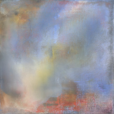Color Painting, oil, abstract, artwork by Yari Ostovany