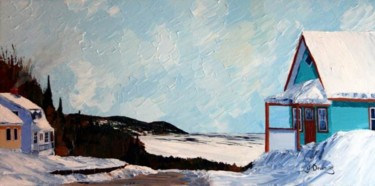 12x24 in ©2010 par Yves Downing
