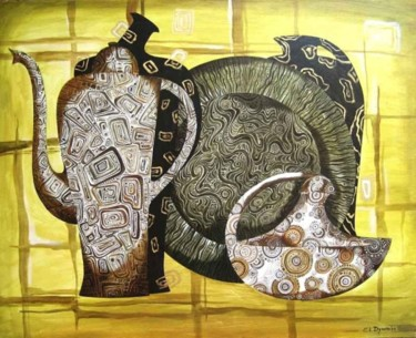 24x31.9x1.2 in ©2010 by Yelena Revis