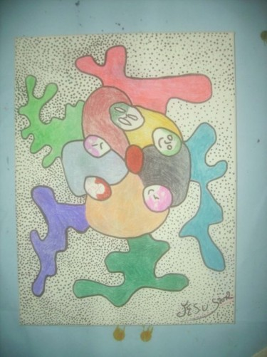 15.8x11.8 in ©2012 by Yesus