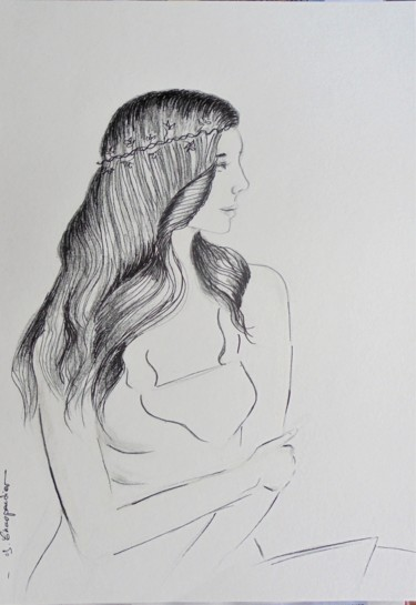 29.7x21 cm © by Isabelle CHARPENTIER