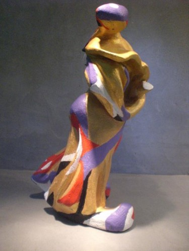 5.9x3.2 in ©2012 by Zou.Sculpture