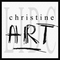 Christine Art Portrait