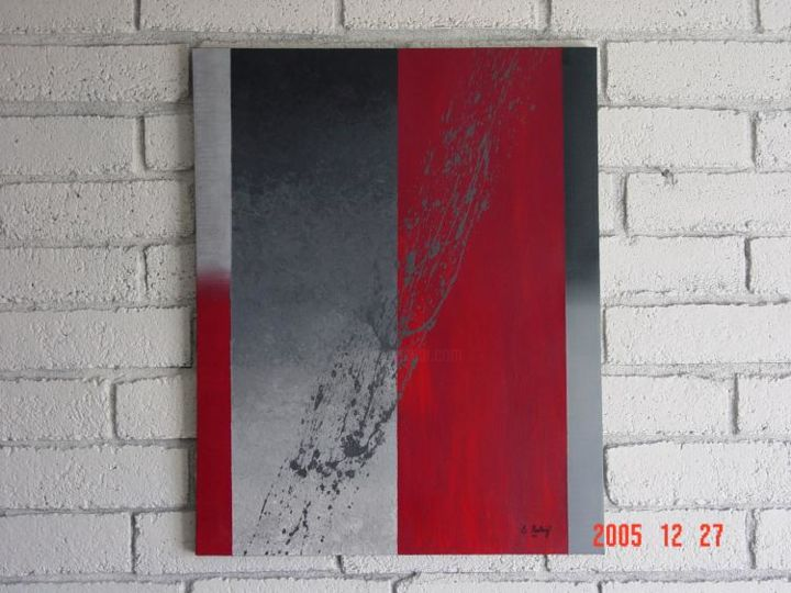"""Painting titled """"Classic style No.5"""" by Shakhan Railey, Original Art,"""