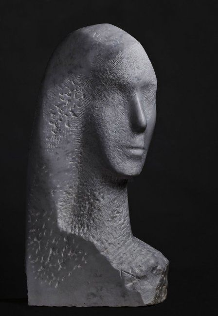 """Sculpture titled """"""""Inspiration"""""""" by Tanev, Original Art, Stone"""