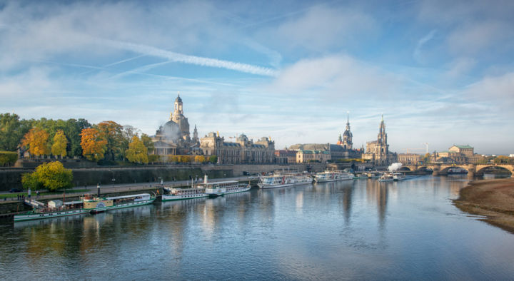 """Photography titled """"Dresden, Germany"""" by Absenth Photography, Original Art,"""