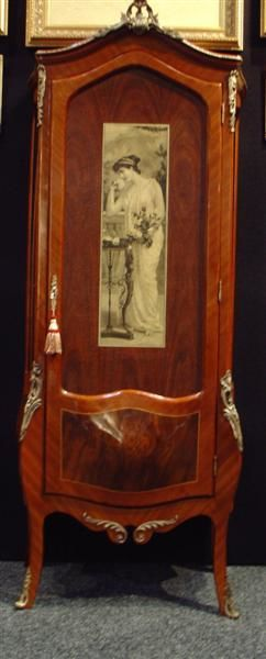 """Drawing titled """"French furniture wi…"""" by Aged Artwork, Original Art,"""