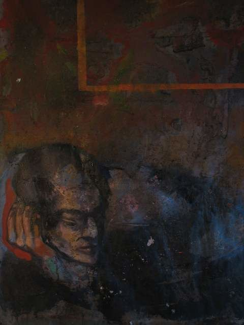 54 x 65 cm - ©2009 by Anonymous Artist