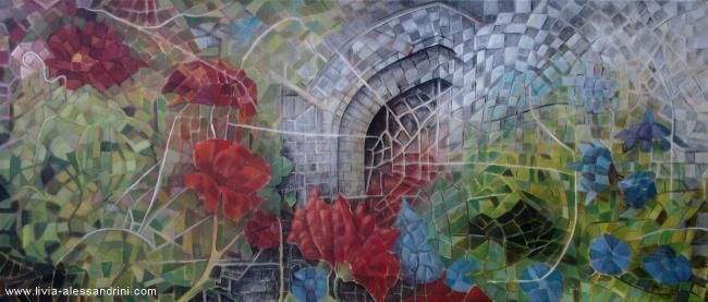 140 x 60 cm - ©2007 by Anonymous Artist