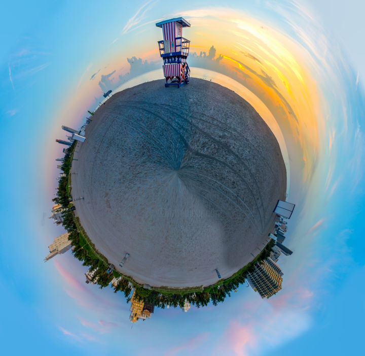 """Photography titled """"US planet"""" by Alexyp, Original Art,"""