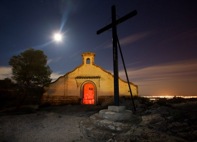Ermita de Santa Barbara - Photography ©2012 by Alfredo.G.Mira -