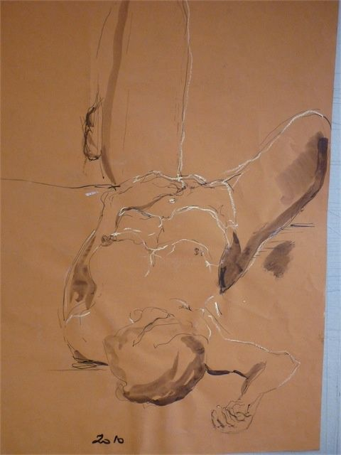 50 x 70 cm - ©2010 by Anonymous Artist