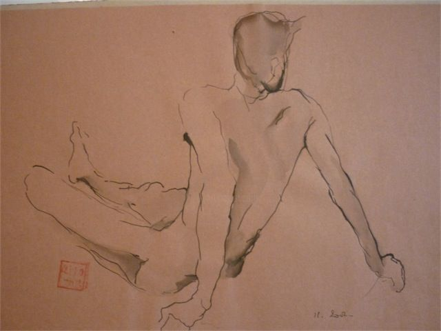 assis - Drawing ©2002 by aliona -