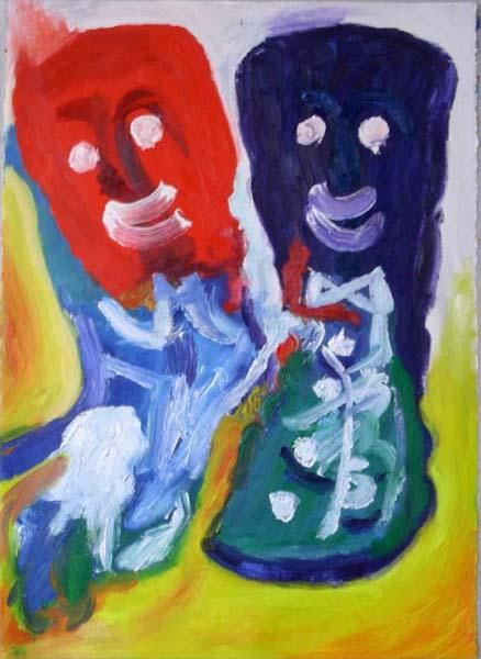 56 x 76 cm - ©2005 by Anonymous Artist