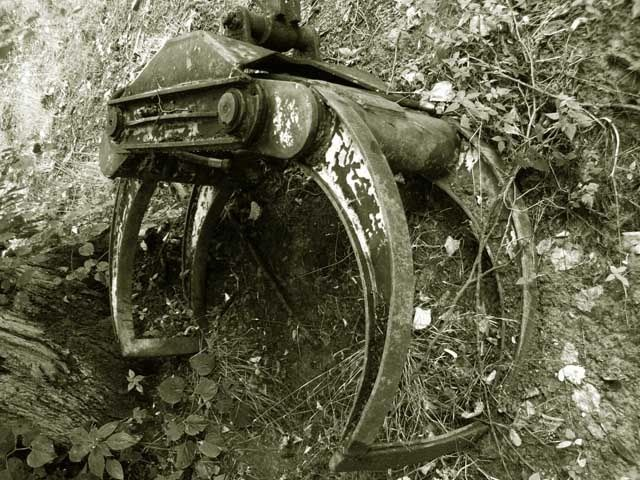 """Photography titled """"Share (scrapyard se…"""" by Andrew Dokoupil, Original Art,"""