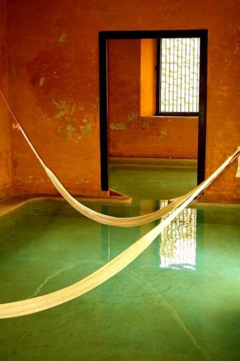 """Photography titled """"Campeche Hammock"""" by Andrew Xenios, Original Art,"""