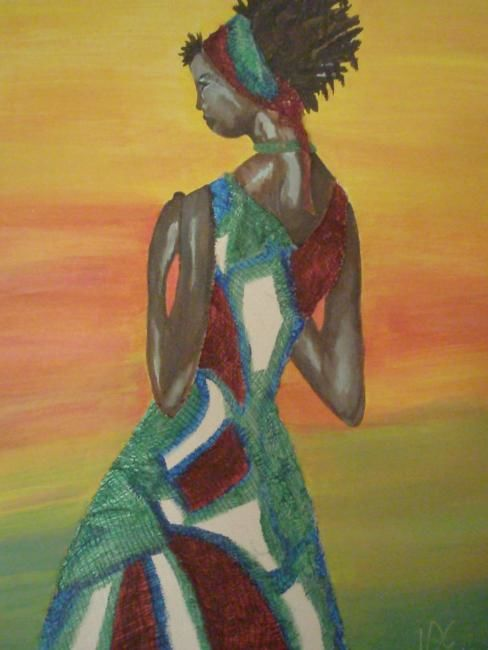 """Painting titled """"Morena_1.jpg"""" by Angbianca, Original Art,"""