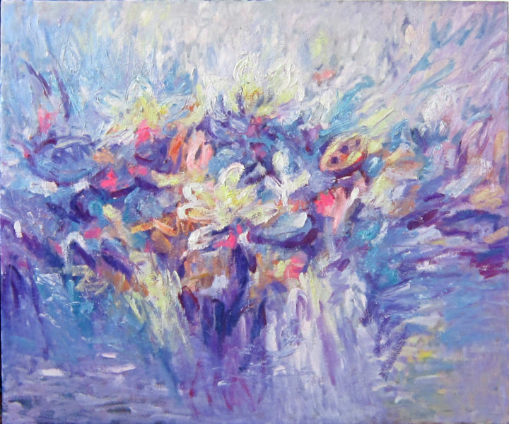 """Painting titled """"Morning (series lot…"""" by Anh Tuan Le, Original Art, Oil"""