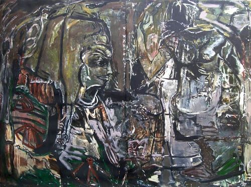 206 x 153 cm - ©2003 by Anonymous Artist
