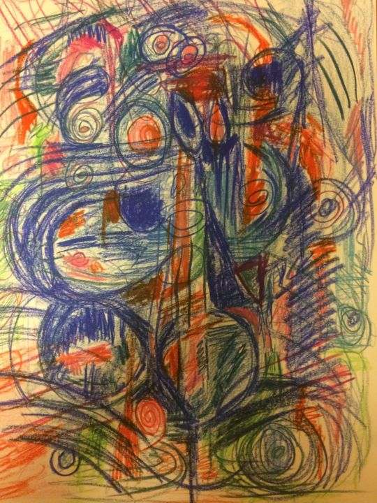 Drawn To You #10 - ©  colors, feelings, inner music Online Artworks