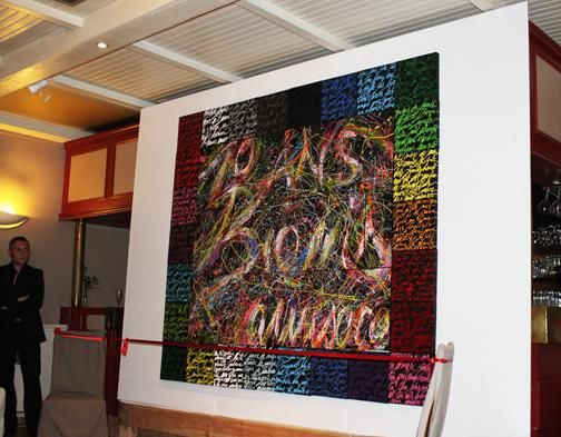 "10 ans ""Bionis"" - Painting ©2011 by Ann'SoCo -"