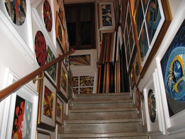 MY GALLERY - Painting, ©2009 by Francesco Venier -