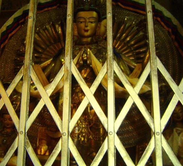 """Photography titled """"god behind bars"""" by Seraphicgirl, Original Art,"""
