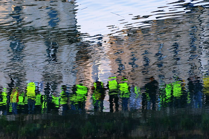 reflets de gilets - Photography ©2019 by aquartistiq -