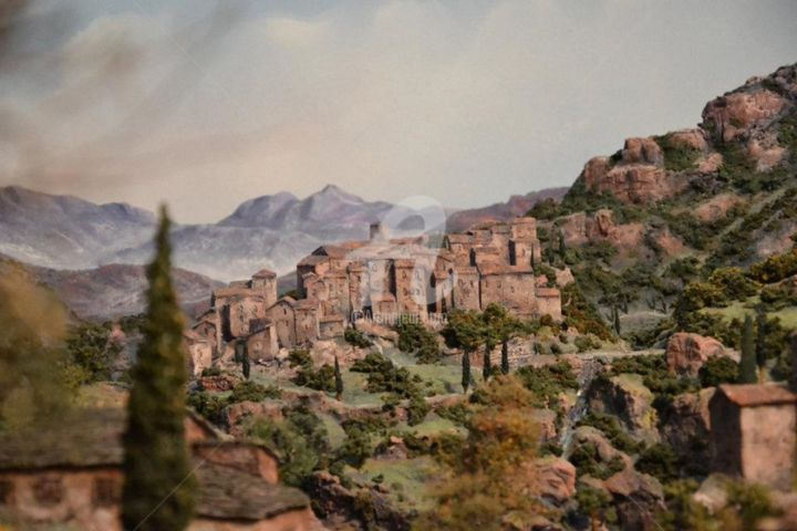 """Photography titled """"Hill"""" by Archangelus, Original Art,"""