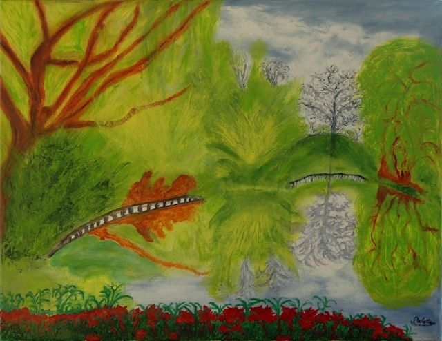 46 x 61 cm - ©2011 by Anonymous Artist