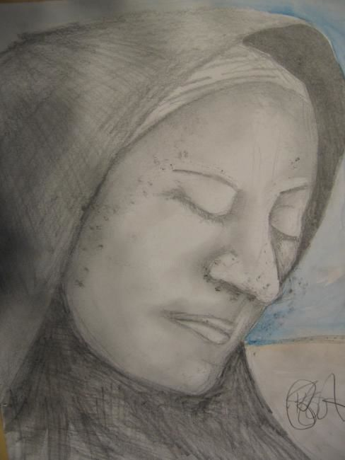 """Drawing titled """"""""...but where is my…"""" by Kirsty Foster, Original Art,"""