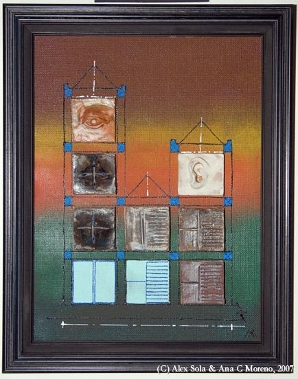 """Photography titled """"Pieces for auction"""" by Art Atelier, Original Art,"""