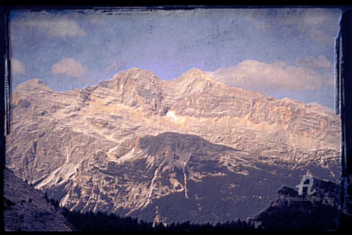 Montagne - Photography, ©2018 by Accarò -                                                                                                                                                                                                                                                  Nature, Mountainscape, montagne, paesaggio montano, valle d'Aosta