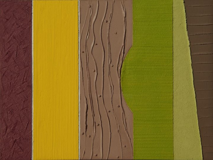 Capricho - Painting,  60x80x4 cm ©2019 by Arte Luny -                                                                        Abstract Art, Wood, Other, Abstract Art, Pintura Abstracta, Pintura Acrílica